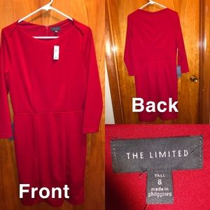 The Limited Dress. Size 8 Tall